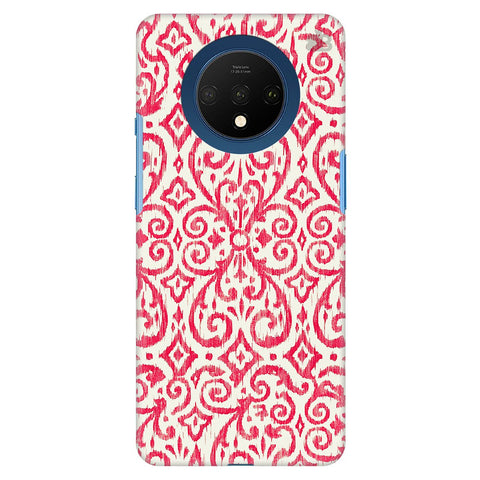 Bright Ikat Art Oneplus 7T Cover