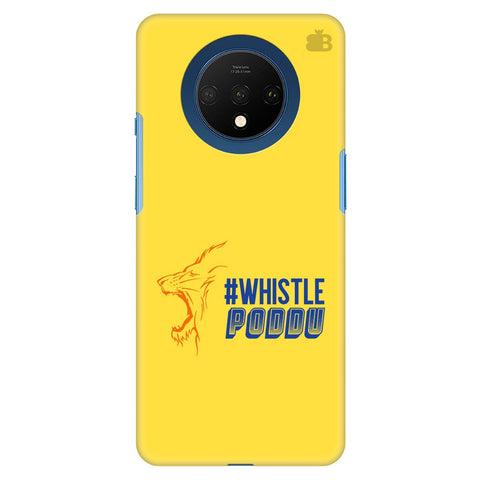 Chennai Super Kings Oneplus 7T Cover
