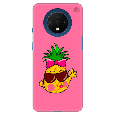 Funky Pineapple Oneplus 7T Cover