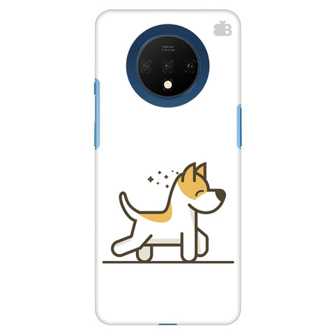Happy Puppy Oneplus 7T Cover