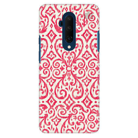 Bright Ikat Art Oneplus 7T Pro Cover