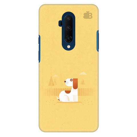 Calm Dog Oneplus 7T Pro Cover