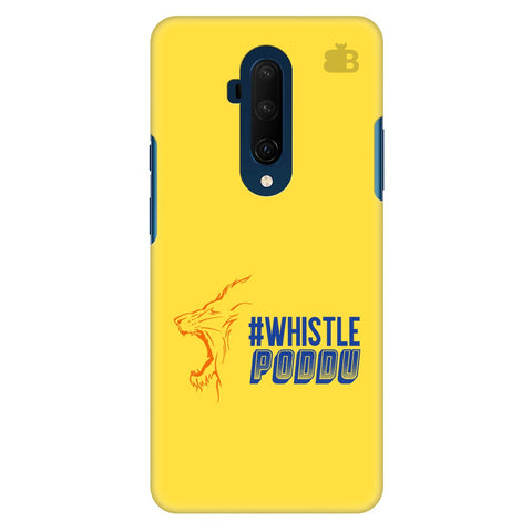 Chennai Super Kings Oneplus 7T Pro Cover