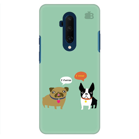 Cute Dog Buddies Oneplus 7T Pro Cover