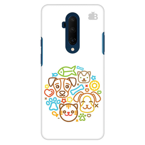 Cute Pets Oneplus 7T Pro Cover
