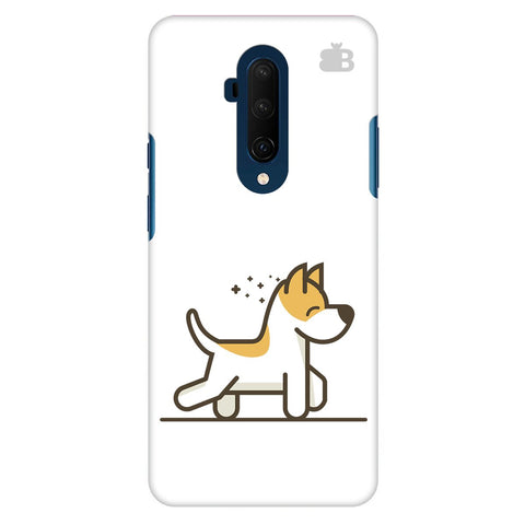 Happy Puppy Oneplus 7T Pro Cover