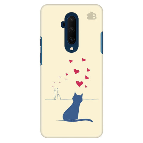 Kitty In Love Oneplus 7T Pro Cover