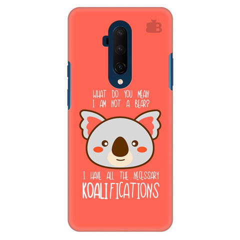 Koalifications Oneplus 7T Pro Cover