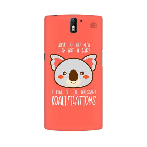 Koalifications OnePlus One Phone Cover