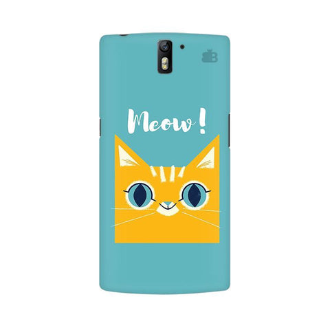 Meow OnePlus One Phone Cover