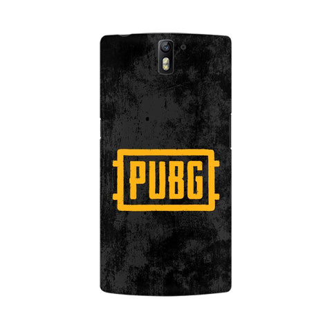 PUBG OnePlus One Cover