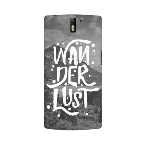 Wanderlust OnePlus One Phone Cover