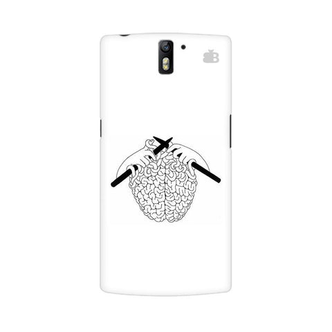 Weaving Brain OnePlus One Phone Cover