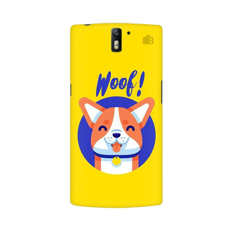 Woof OnePlus One Phone Cover