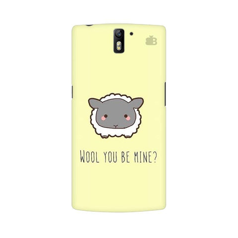 Wool OnePlus One Phone Cover