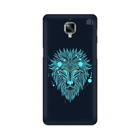 Abstract Art Lion OnePlus 3T Phone Cover