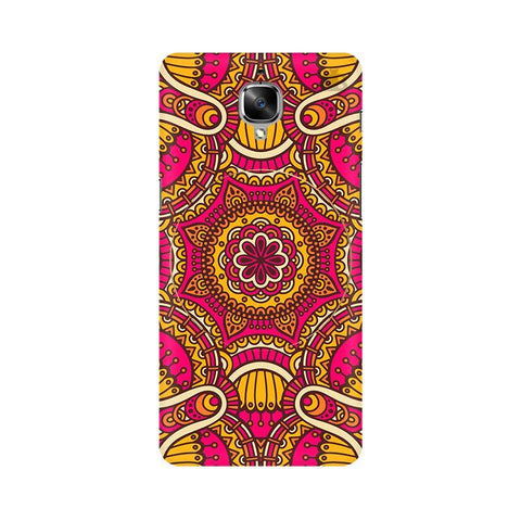 Colorful Ethnic Art OnePlus 3T Phone Cover