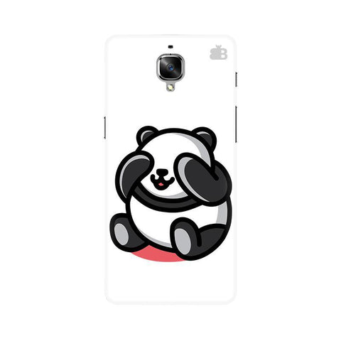Cute Panda OnePlus 3T Phone Cover