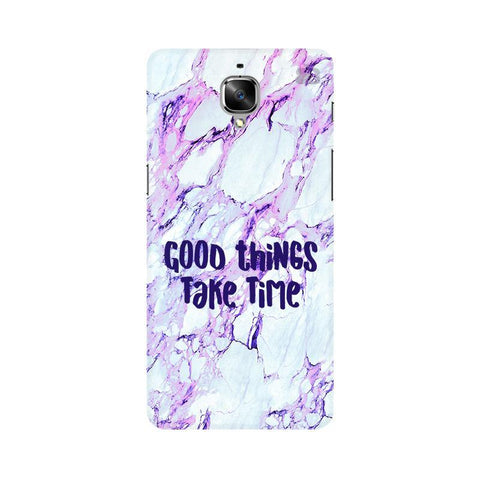 Good Things OnePlus 3T Phone Cover