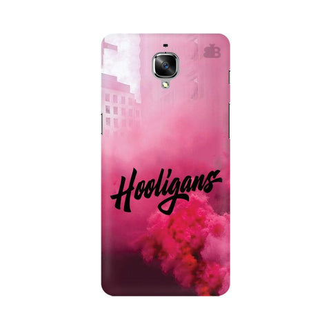 Hooligans OnePlus 3T Phone Cover