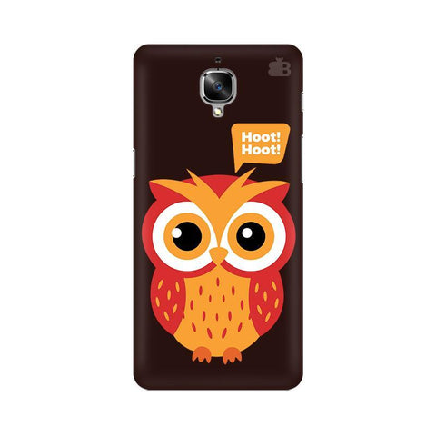 Hoot Hoot OnePlus 3T Phone Cover