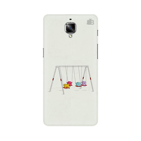 Mood Swings OnePlus 3T Phone Cover