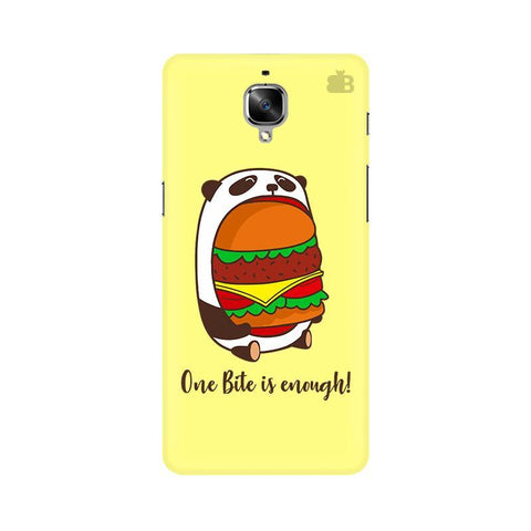 One Bite OnePlus 3T Phone Cover