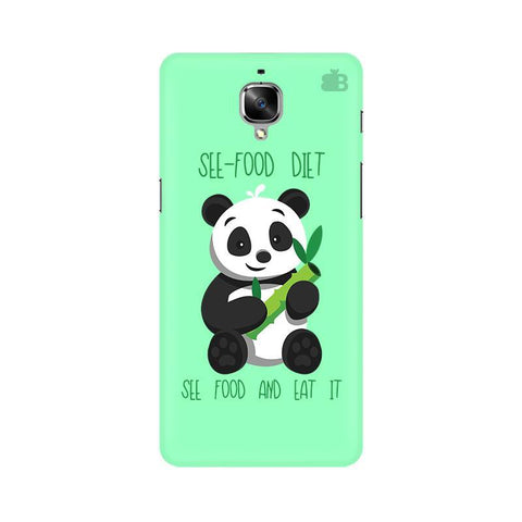 See-Food Diet OnePlus 3T Phone Cover