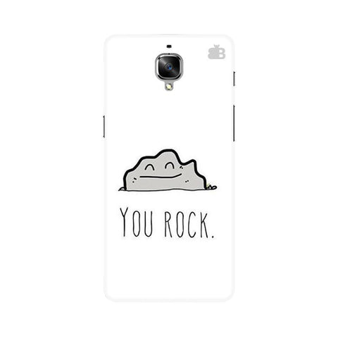 You Rock OnePlus 3T Phone Cover
