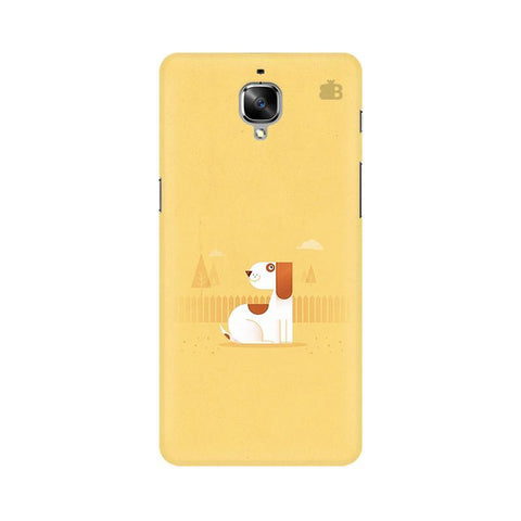 Calm Dog OnePlus 3 Phone Cover