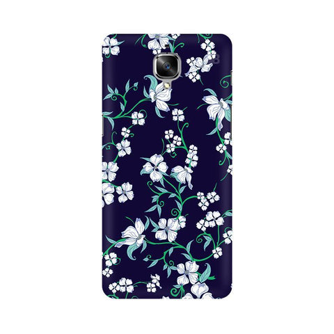 Dogwood Floral Pattern OnePlus 3 Phone Cover