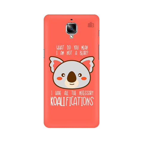 Koalifications OnePlus 3 Phone Cover