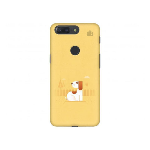 Calm Dog OnePlus 5T Phone Cover