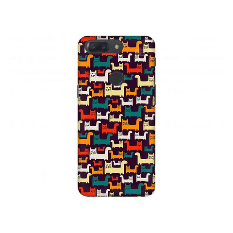 Chill Cats OnePlus 5T Phone Cover