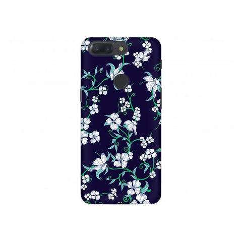 Dogwood Floral Pattern OnePlus 5T Phone Cover