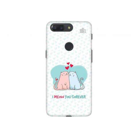 Meow You Forever OnePlus 5T Phone Cover