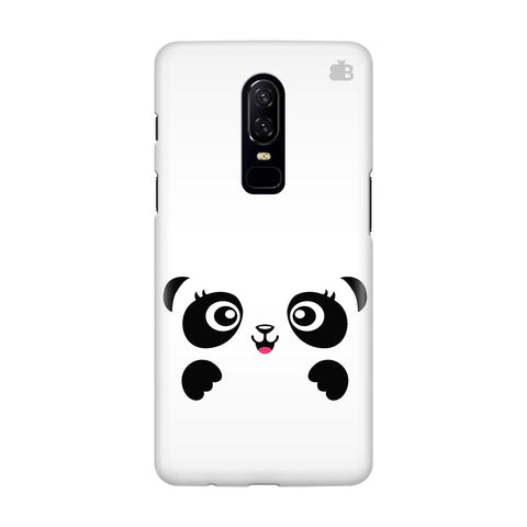 Little Panda OnePlus 6 Phone Cover