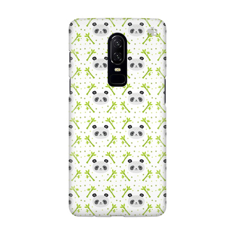 Peaceful Panda OnePlus 6 Phone Cover