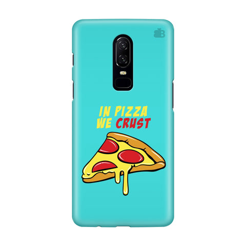 Pizza Crust OnePlus 6 Phone Cover