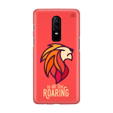 Roaring Lion OnePlus 6 Phone Cover