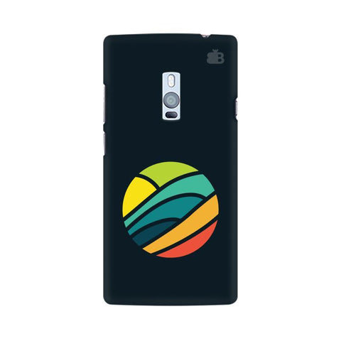Abstract Circle OnePlus Two Phone Cover