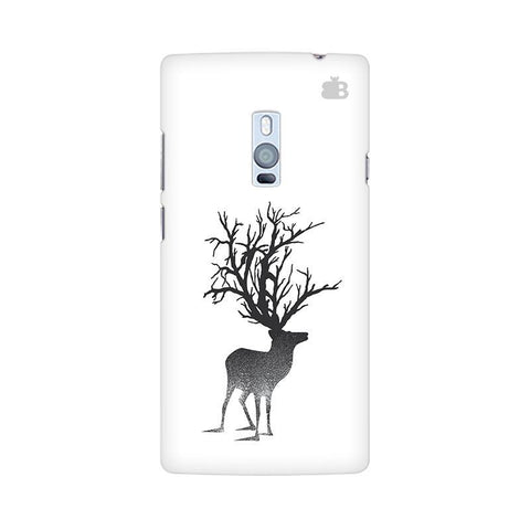 Abstract Deer OnePlus Two Phone Cover
