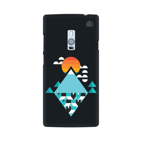 Abstract Mountains OnePlus Two Phone Cover