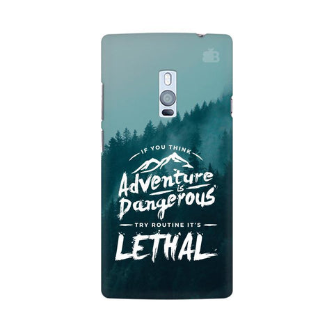 Adventure OnePlus Two Phone Cover