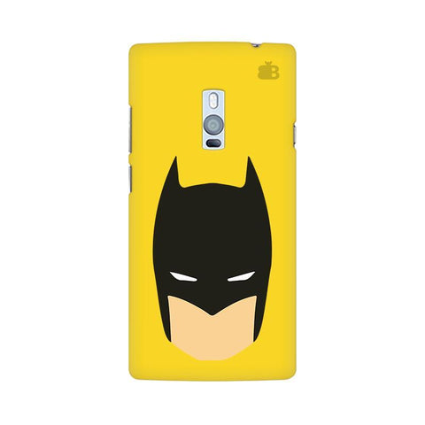 Angry Masked Superhero OnePlus Two Phone Cover