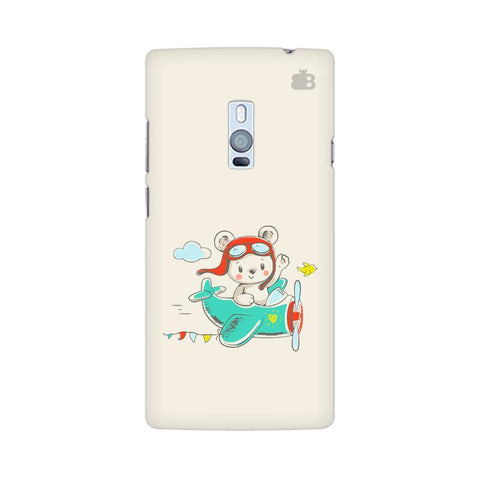 Aviator Mouse OnePlus Two Phone Cover