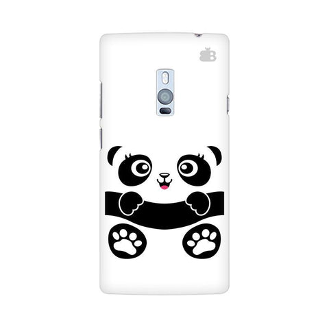 Baby Panda OnePlus Two Phone Cover