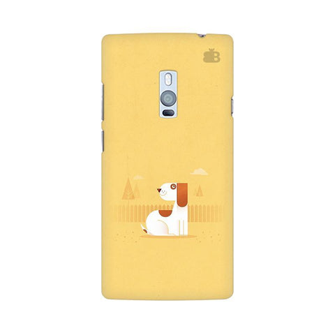 Calm Dog OnePlus Two Phone Cover