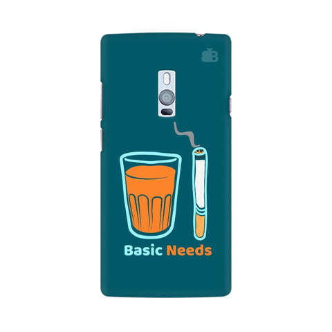Chai Sutta Basic OnePlus Two Cover