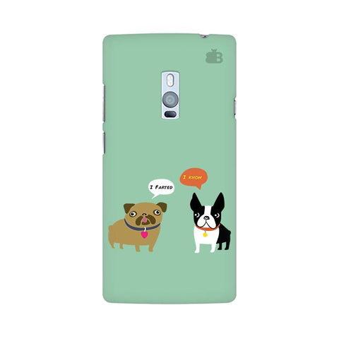 Cute Dog Buddies OnePlus Two Phone Cover